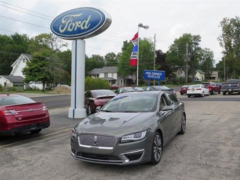 2017 Lincoln MKZ for sale in Meadville PA