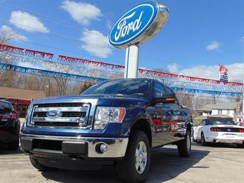 2013 Ford F-150 for sale in Meadville PA