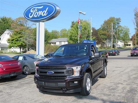 2018 Ford F-150 for sale in Meadville, PA