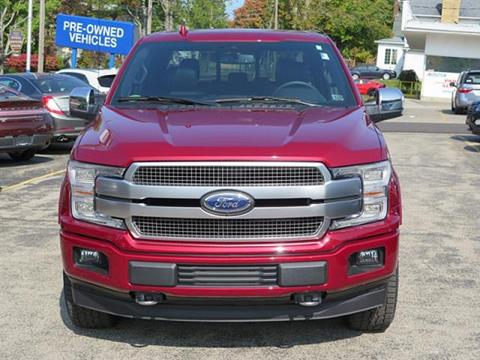 2018 Ford F-150 for sale in Meadville PA