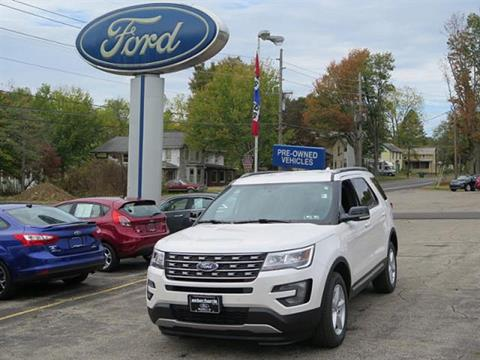 2017 Ford Explorer for sale in Meadville, PA