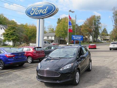 2017 Ford Fiesta for sale in Meadville, PA