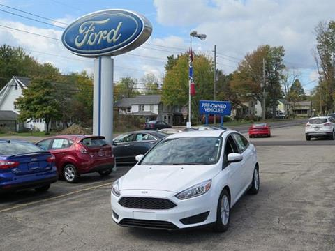 2017 Ford Focus for sale in Meadville PA
