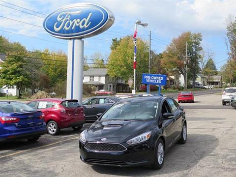 2017 Ford Focus for sale in Meadville, PA