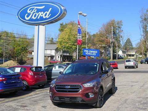 2018 Ford Escape for sale in Meadville, PA