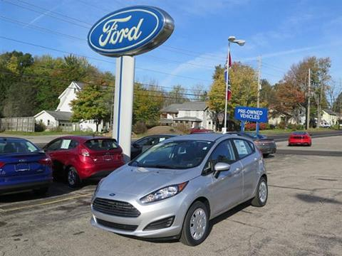 2017 Ford Fiesta for sale in Meadville PA