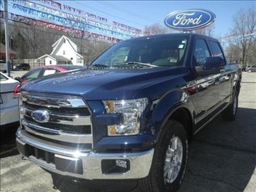 2016 Ford F-150 for sale in Meadville, PA