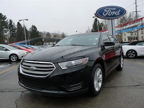 2017 Ford Taurus for sale in Meadville PA
