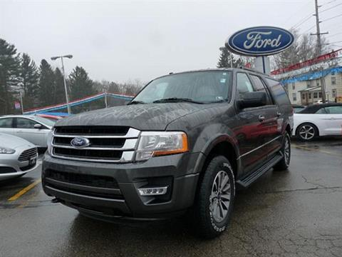 2017 Ford Expedition EL for sale in Meadville PA