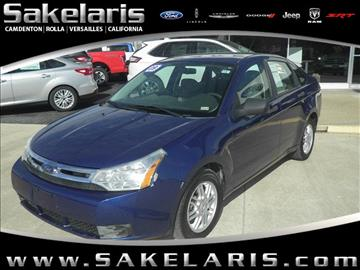 2009 Ford Focus for sale in California, MO