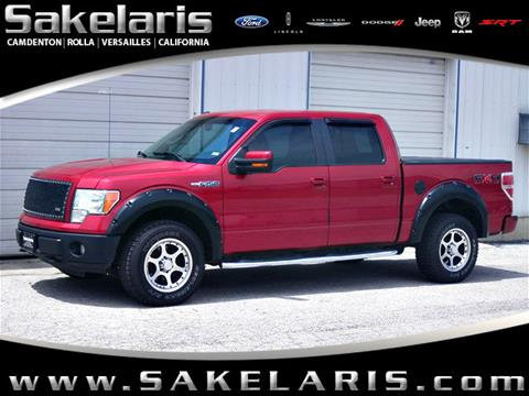 2010 Ford F-150 for sale in California, MO