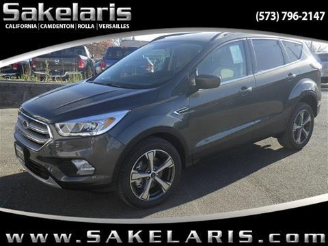 2017 Ford Escape for sale in California, MO