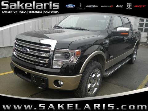 2014 Ford F-150 for sale in California, MO