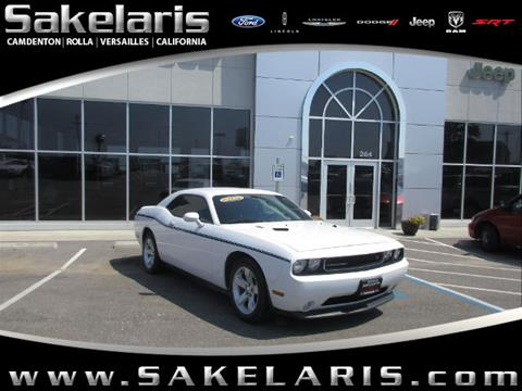 2012 Dodge Challenger for sale in California, MO