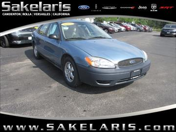 2005 Ford Taurus for sale in California, MO