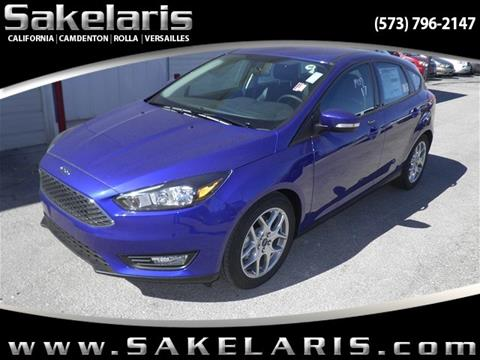 2015 Ford Focus for sale in California, MO