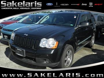 2008 Jeep Grand Cherokee for sale in California, MO