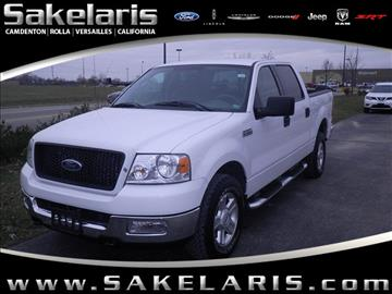 2004 Ford F-150 for sale in California, MO