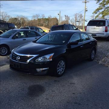2013 Nissan Altima for sale in Fayetteville, NC