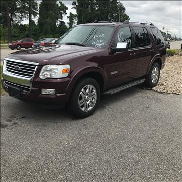 2008 Ford Explorer for sale in Fayetteville, NC