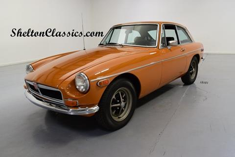 1974 MG MGB for sale in Mooresville, NC