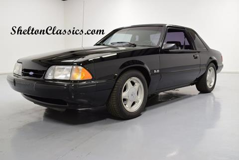 1993 Ford Mustang for sale in Mooresville, NC