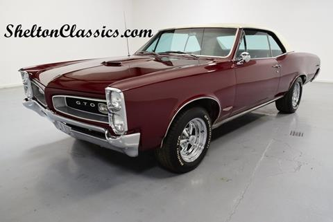 1966 Pontiac GTO for sale in Mooresville, NC