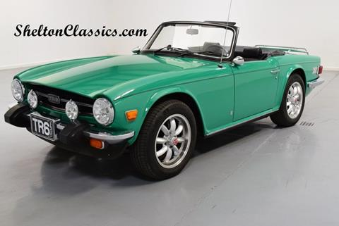 1976 Triumph TR6 for sale in Mooresville, NC