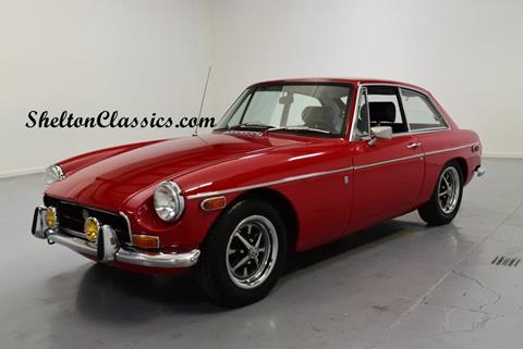 1972 MG MGB for sale in Mooresville, NC