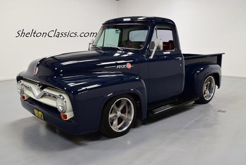 1955 Ford F-100 for sale in Mooresville, NC
