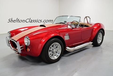 Shelby Cobra For Sale In Iowa City Ia Carsforsale Com