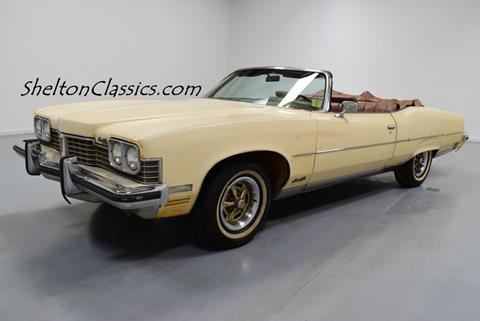 1973 Pontiac Grand Ville for sale in Mooresville, NC