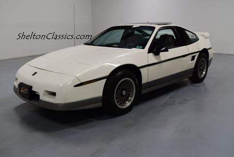 1986 Pontiac Fiero for sale in Mooresville, NC