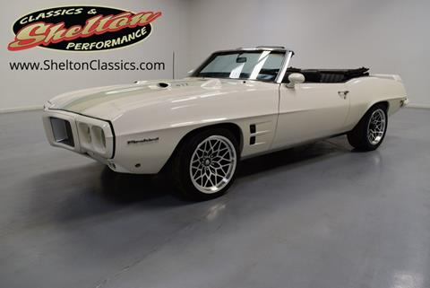 1969 Pontiac Firebird for sale in Mooresville, NC