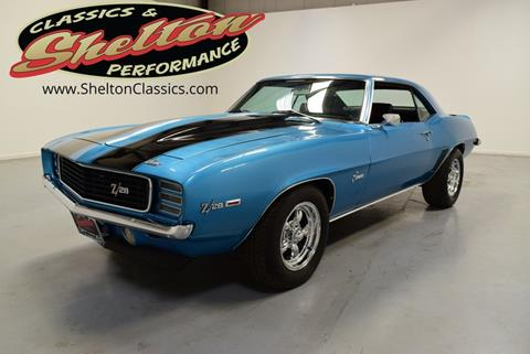 a7e7e2df9 Used 1969 Chevrolet Camaro For Sale - Carsforsale.com®