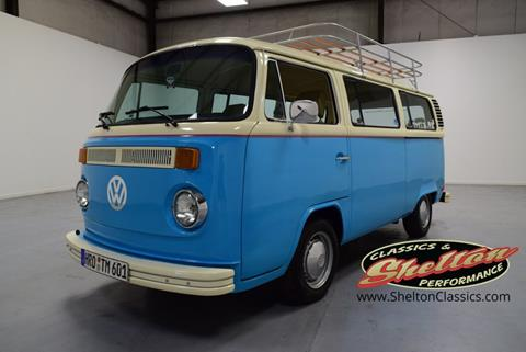 Vw Microbus For Sale >> Used Volkswagen Bus For Sale Carsforsale Com