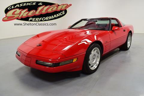 1991 Chevrolet Corvette for sale in Mooresville, NC