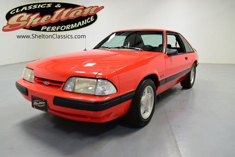 1990 Ford Mustang for sale in Mooresville, NC
