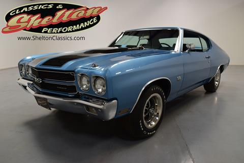 1970 Chevrolet Chevelle for sale in Mooresville, NC
