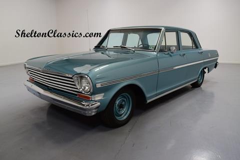 1963 Chevrolet Nova for sale in Mooresville, NC