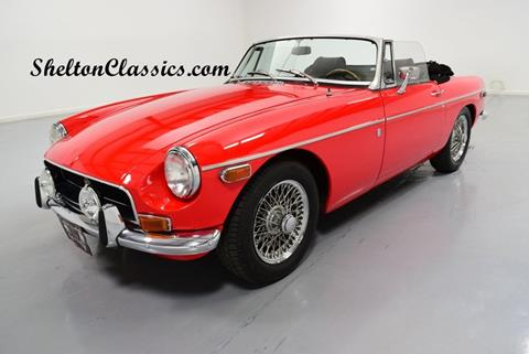 1970 MG MGB for sale in Mooresville, NC