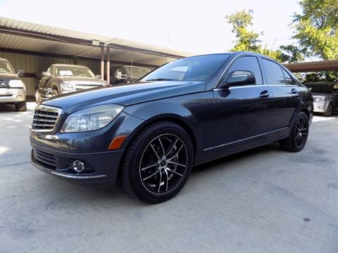 used 2008 mercedes benz c class for sale. Black Bedroom Furniture Sets. Home Design Ideas