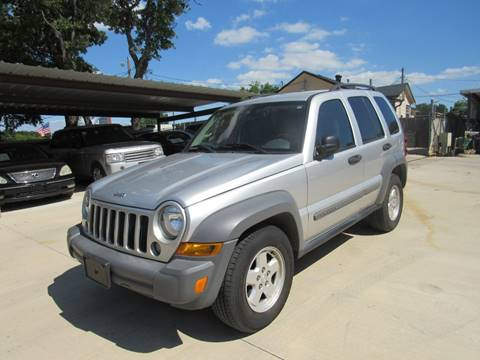 2006 Jeep Liberty for sale in Denton, TX