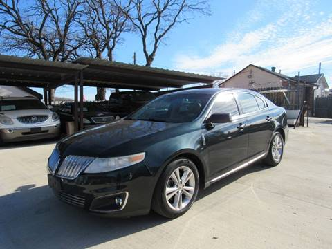 2010 Lincoln MKS for sale in Denton, TX