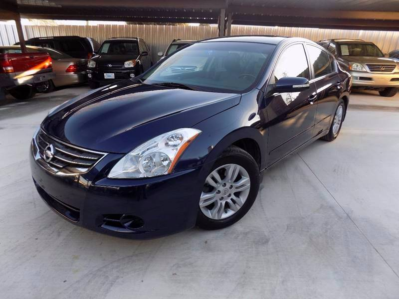 2010 nissan altima 2 5 sl in denton tx advanced auto group. Black Bedroom Furniture Sets. Home Design Ideas