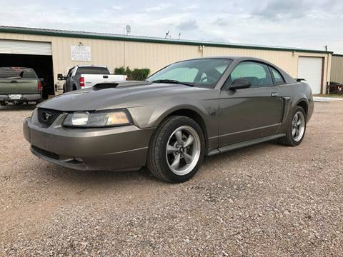 2002 Ford Mustang for sale in Royse City, TX