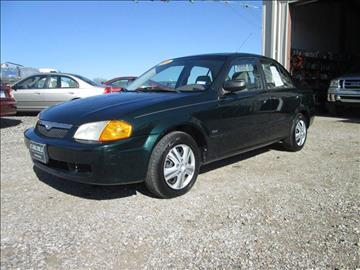 2000 Mazda Protege for sale in Royse City, TX