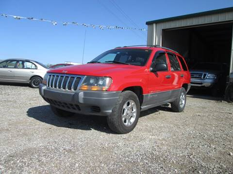 2001 Jeep Grand Cherokee for sale in Royse City, TX