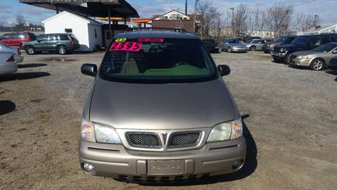 1998 Pontiac Trans Sport for sale in York, PA