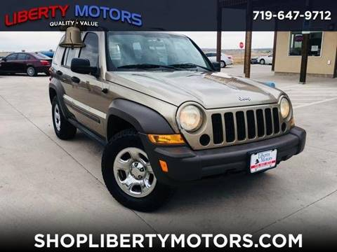 2007 Jeep Liberty for sale in Pueblo West, CO
